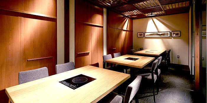 上野 子連れ ランチ おすすめ キッズメニュー 個室 半個室 やさい家めい 上野店 内装 店内 雰囲気