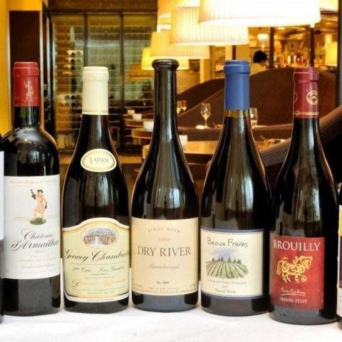 世界のワインは600種類以上!