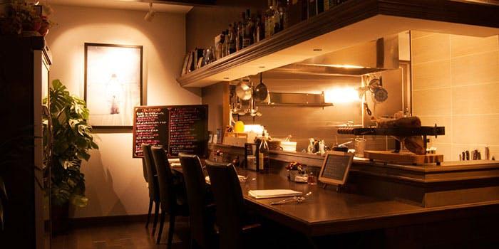 記念日におすすめのレストラン・First Penguin IL TEATRINOの写真1