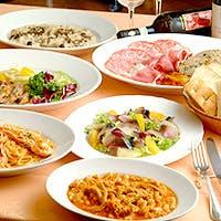 シェフの思いが込められた本場の味と雰囲気を味わうことができるイタリア料理