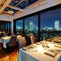 天空のレストラン ガラスを意味する玻璃