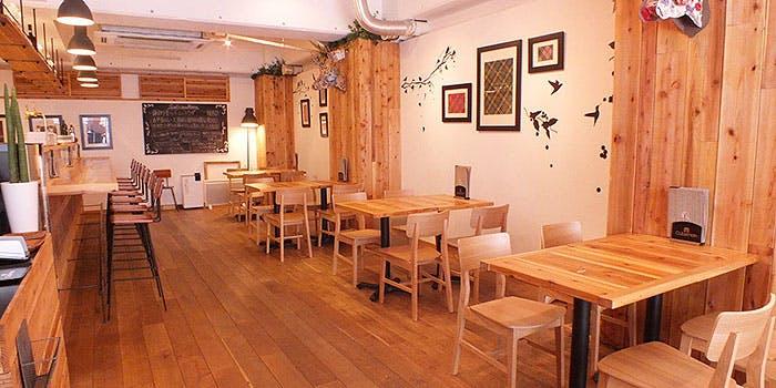 記念日におすすめのレストラン・ビストロ キューブマンの写真1
