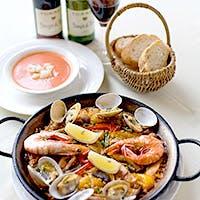 祝福の味が広がる本格的で温かみのあるスペイン料理