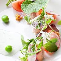 各地から厳選した野菜は、新鮮で季節感を楽しめるものばかり