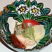 全国から吟味された素材を、五味五感で至福の一皿に