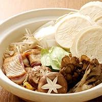 東北各県の郷土料理を豊富にご用意