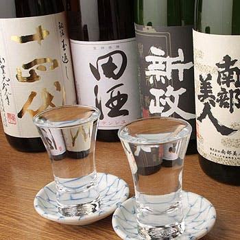 郷土料理と合う東北6県の厳選地酒
