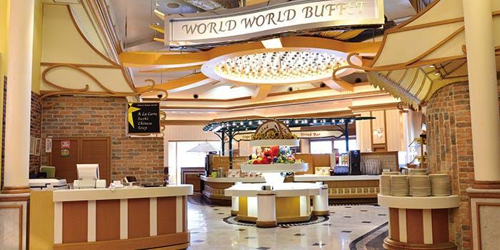 ワールド・ワールド・バッフェ ホテル京阪ユニバーサル・シティ店 ...