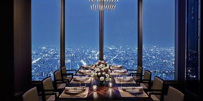 地上約270m! 圧倒的な絶景と和洋豊富なメニュー「レストランZK/ 大阪マリオット都ホテル」