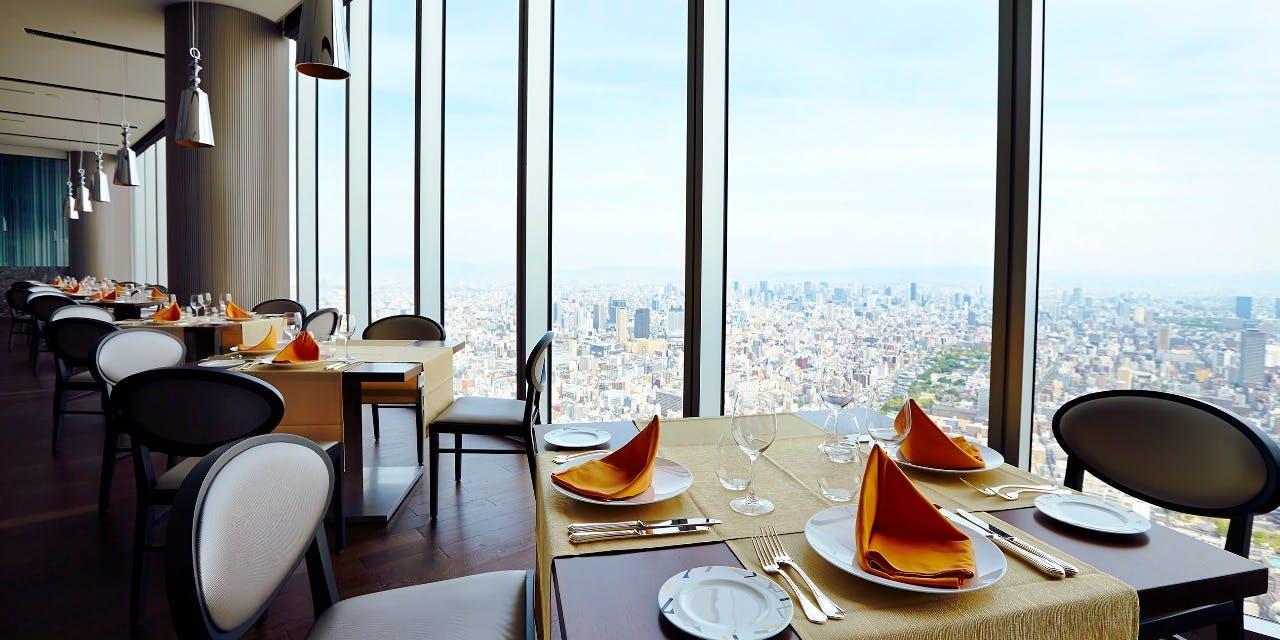 記念日におすすめのレストラン・レストラン ZK/大阪マリオット都ホテルの写真1