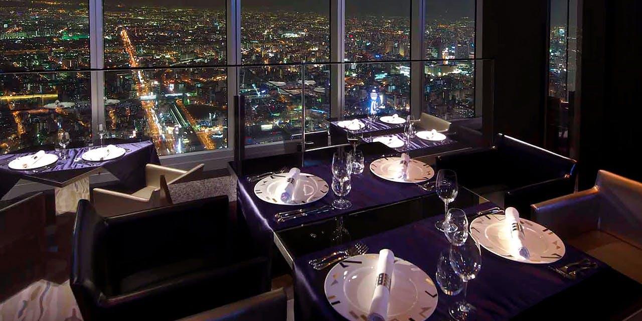 記念日におすすめのレストラン・レストラン ZK/大阪マリオット都ホテルの写真2