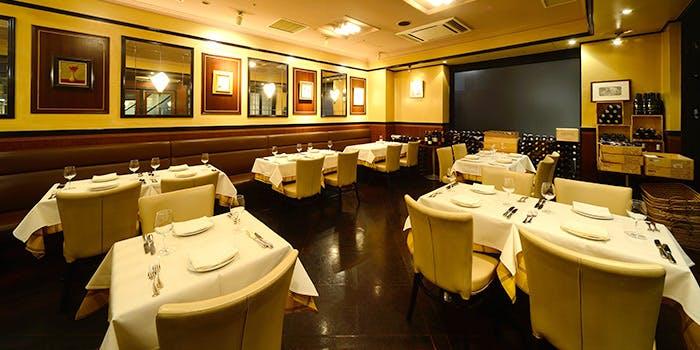 記念日におすすめのレストラン・ブラッセリー ヴァトゥの写真1