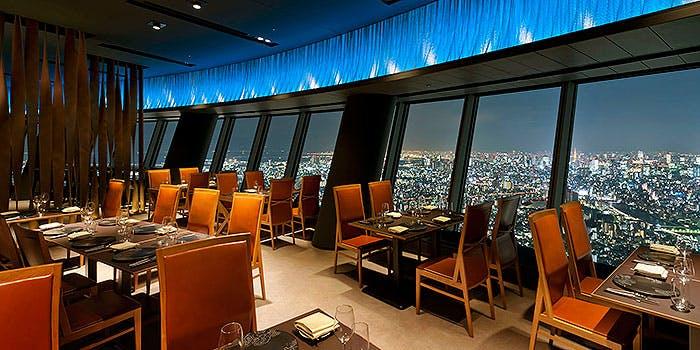 記念日におすすめのレストラン・Sky Restaurant 634の写真1
