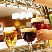 90種類以上のベルギービールをご用意 本場の味を感じて頂けます