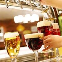 絶品樽生のベルギービールに感動。ビールを使ったベルギー料理も豊富