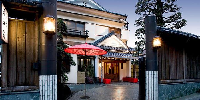 記念日におすすめのレストラン・割烹 田中家の写真1