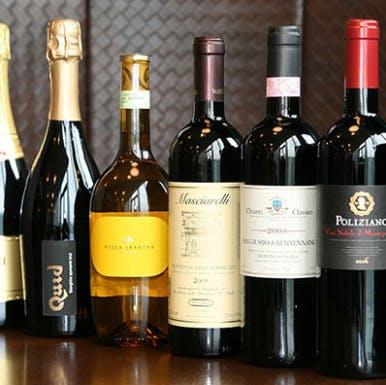 全20州から厳選のイタリアワイン