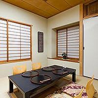 京都の伝統を感じる佇まいを大切にしています
