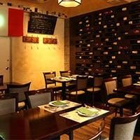 名古屋のお洒落な大人の集う、隠れ家レストラン