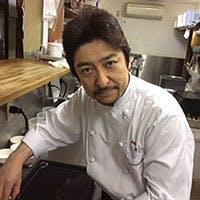 シェフ 井手 弘昭(Hiroaki Ide)