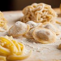 京の地野菜や季節の食材を、素材の味を際立たせたイタリアンに