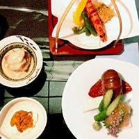 京料理の真髄を極めた食の匠が、旬の食材を活かした「しん和風料理」