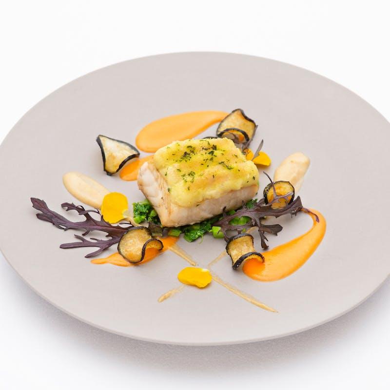 【Menu Specialite】魚、特選国産牛フィレ含む選べる肉料理など全5品