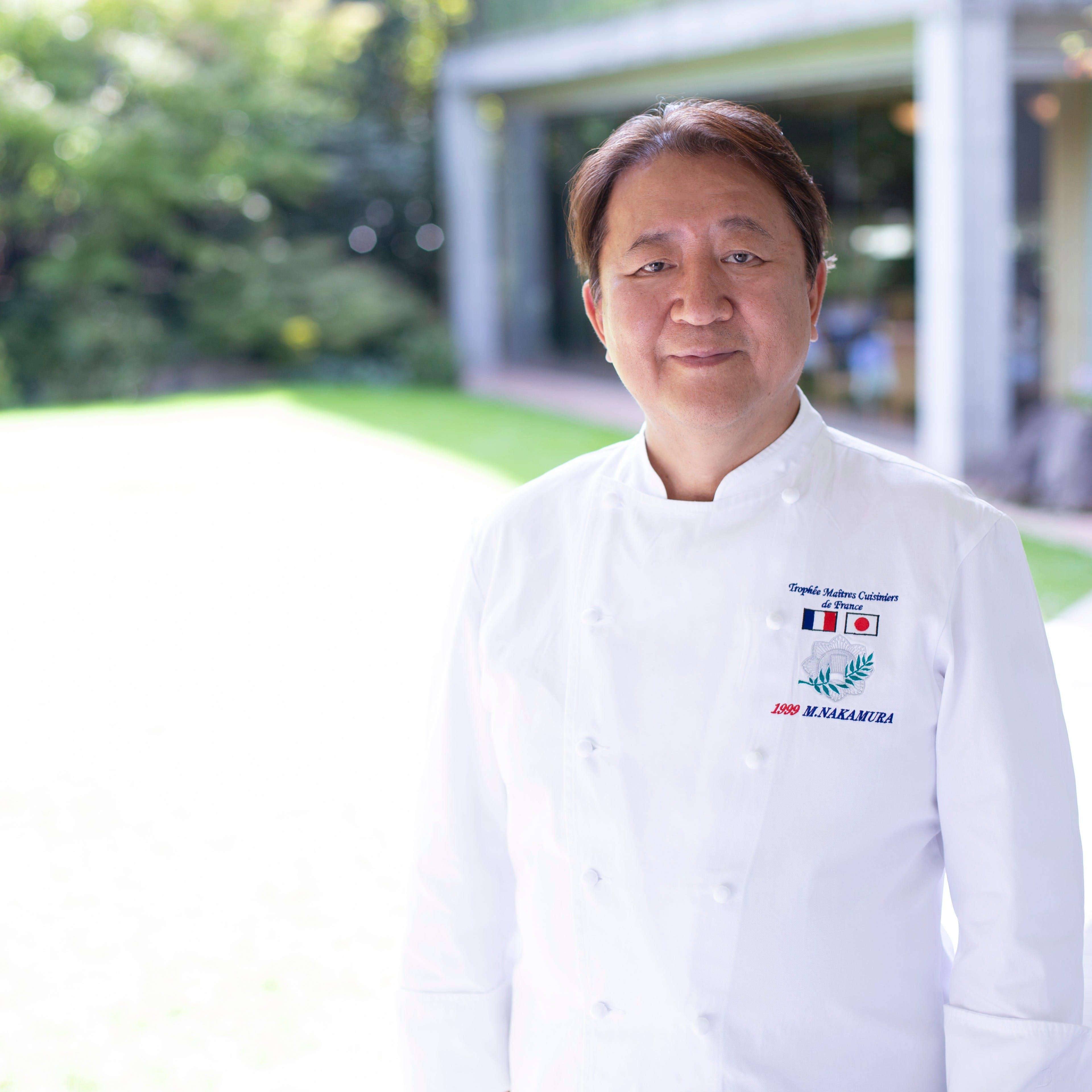 総料理長 中村実(NAKAMURA MINORU)