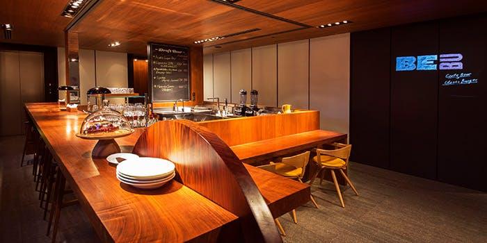 記念日におすすめのレストラン・BeBu/アンダーズ東京の写真2