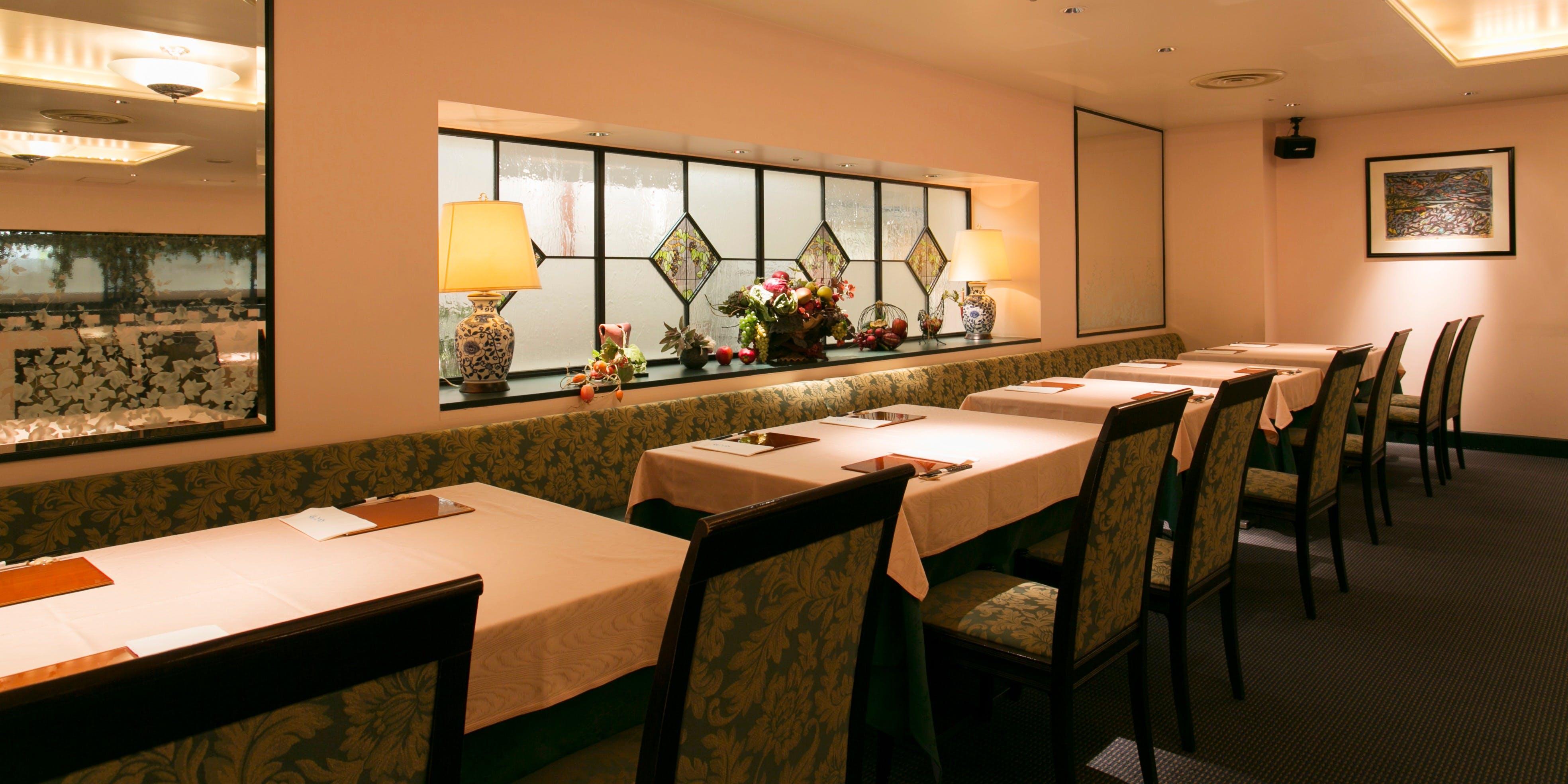 記念日におすすめのレストラン・渋谷 なだ万茶寮の写真1