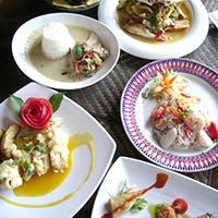タイ国商務省が認定した本場のタイ料理を味わえるレストラン