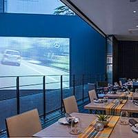 Mercedes-Benzの本物のクオリティー、本格的な味、最高のサービスを