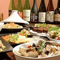 JAPANESE DINING KEYAKI 欅ならではの創作料理の数々