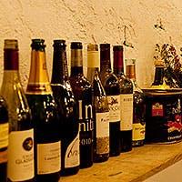 炭火焼と相性抜群の多種多様なワイン
