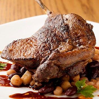 肉料理の美味しいイタリアン