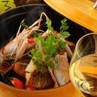 極上の食材を使用した本格イタリアン、店内には600種のワインが並ぶワインセラーも