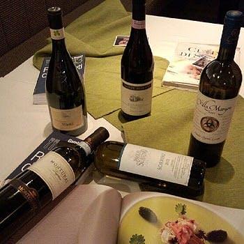 料理を一層引き立てるイタリアワイン