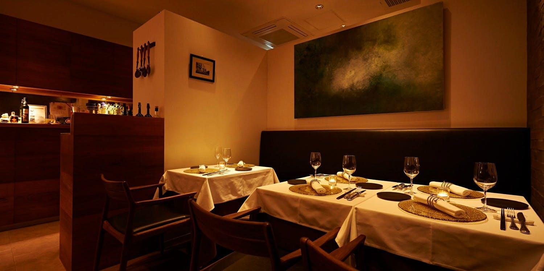記念日におすすめのレストラン・虎ノ門 タニーチャの写真1