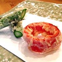 季節の素材の揚げたてを楽しむ、天ぷらの醍醐味を堪能