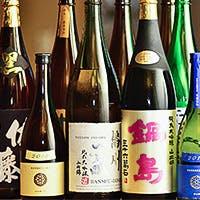天ぷらとの相性を考えられた日本酒
