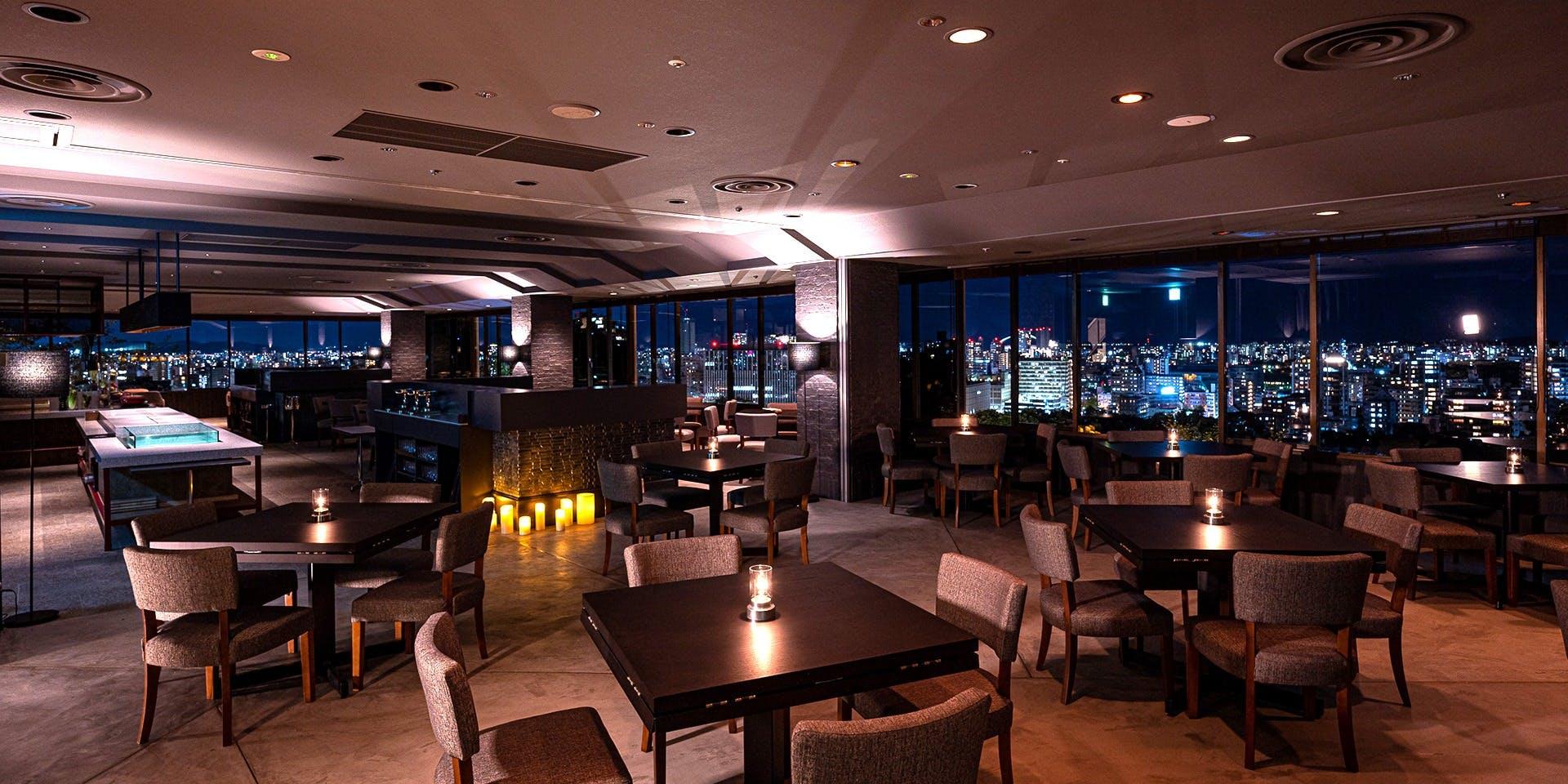 記念日におすすめのレストラン・メインダイニング カバーナ/アゴーラ福岡山の上ホテル&スパの写真1