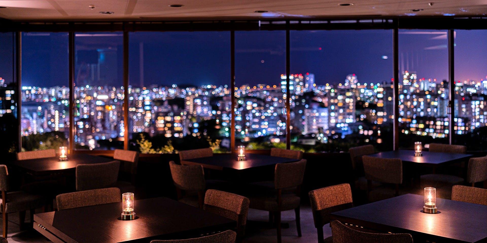 記念日におすすめのレストラン・メインダイニング カバーナ/アゴーラ福岡山の上ホテル&スパの写真2