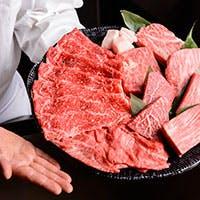 【世界初!】高級鉄板焼きのイメージを覆す、A5黒毛和牛食べ放題