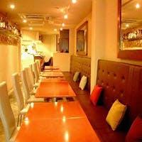 落ち着いた雰囲気の隠れ家的レストラン