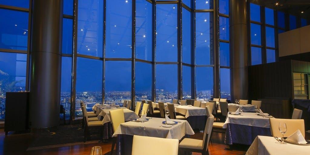 記念日におすすめのレストラン・スカイレストラン&バー Top of Universalの写真1