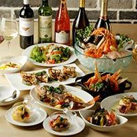 当店のおすすめはグリル料理!魚の味の良さを活かした調理方法でご提供いたします