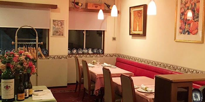 記念日におすすめのレストラン・ペペルモコの写真1