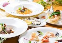 梅田 牡蠣&グリル オイスターブルー グランフロント大阪店