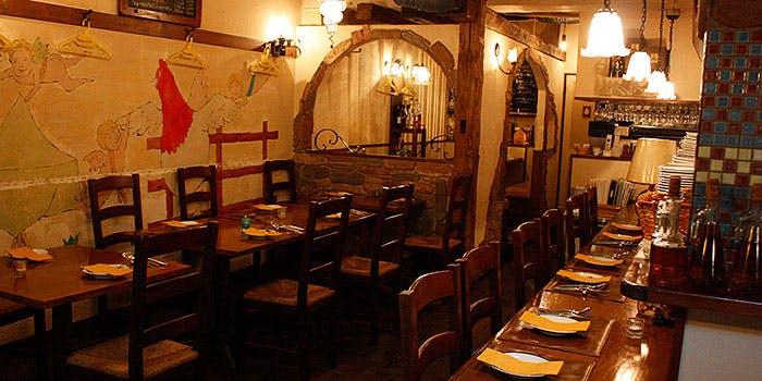 記念日におすすめのレストラン・TAVERNA MESSINAの写真1