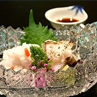 昭和30年創業の老舗割烹料理店 夏は鱧、冬はふぐ 四季折々の日本の味